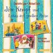 Jim Knopf und Lukas auf großer Reise