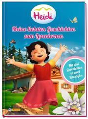 Heidi - Mein liebsten Geschichten zum Lesenlernen