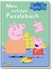 Peppa Pig: Mein wutziges Puzzlebuch