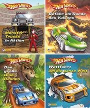 4er Hot Wheels 1-4