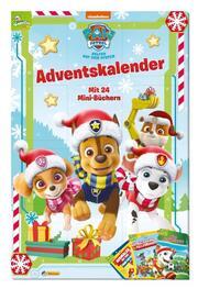 PAW Patrol - Helfer auf vier Pfoten: Minibuch-Adventskalender