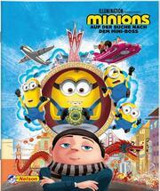 Minions - Auf der Suche nach dem Mini-Boss: Minibuch zum Film
