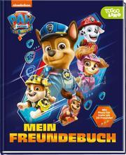 PAW Patrol - Der Kinofilm: Mein Freundebuch