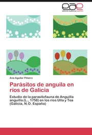 Parasitos de anguila en rios de Galicia