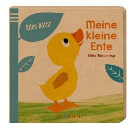 Meine kleine Ente - Cover