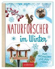 Naturforscher im Winter