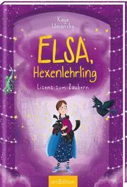 Elsa, Hexenlehrling - Lizenz zum Zaubern