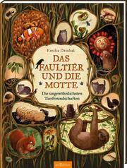 Das Faultier und die Motte