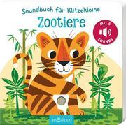 Soundbuch für Klitzekleine - Zootiere