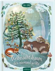 Der Weihnachtsbaum, den niemand wollte - Cover