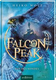 Falcon Peak - Ruf des Windes - Cover