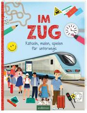 Im Zug - Cover