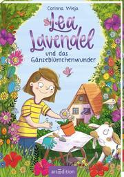 Lea Lavendel und das Gänseblümchenwunder - Cover