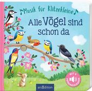 Musik für Klitzekleine - Alle Vögel sind schon da