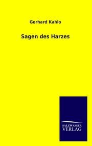 Sagen des Harzes