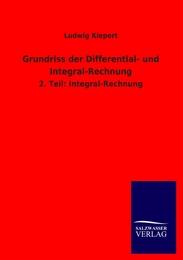 Grundriss der Differential- und Integral-Rechnung