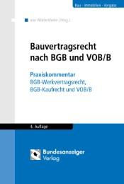 Bauvertragsrecht nach BGB und VOB/B