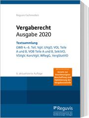 Vergaberecht - Ausgabe 2020