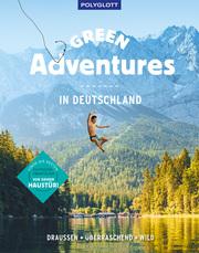 Green Adventures in Deutschland - Cover