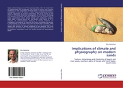 Implications of climate and physiography on modern sands