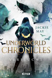 Underworld Chronicles - Verflucht - Cover