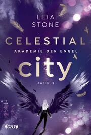 Celestial City - Akademie der Engel - Cover