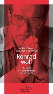 Konrad Wolf - Cover