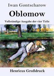 Oblomow (Großdruck)