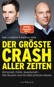 Der größte Crash aller Zeiten - Cover