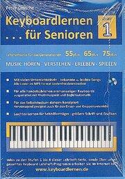 Keyboardlernen für Senioren (Stufe 1)