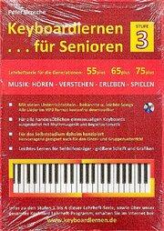 Keyboardlernen für Senioren (Stufe 3)
