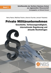 Private Militärunternehmen