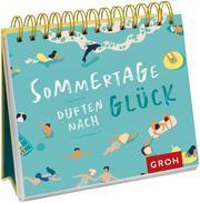 Sommertage duften nach Glück - Cover