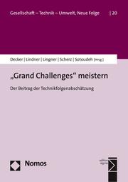'Grand Challenges' meistern