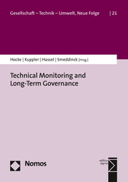 Technical Monitoring and Long-Term Governance