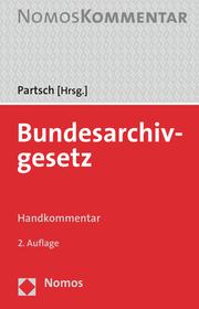 Bundesarchivgesetz