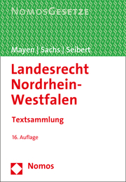 Landesrecht Nordrhein-Westfalen