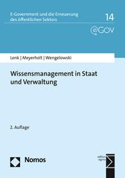 Wissensmanagement in Staat und Verwaltung