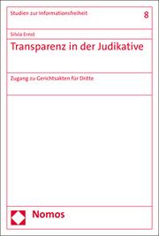 Transparenz in der Judikative