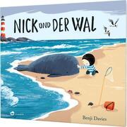 Nick und der Wal - Cover