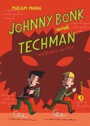 Johnny Bonk & Techman