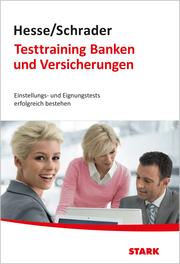 Testtraining Banken und Versicherungen