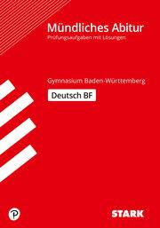 STARK Abiturprüfung BaWü - Deutsch Basisfach