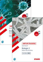 STARK Abitur-Training - Biologie Band 1+2 - Baden-Württemberg
