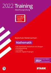 STARK Training Abschlussprüfung Realschule 2022 - Mathematik - Niedersachsen