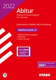 STARK Abiturprüfung BaWü 2022 - Mathematik Leistungsfach