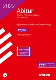 STARK Abiturprüfung Baden-Württemberg 2022 - Physik