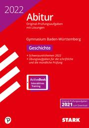 STARK Abiturprüfung BaWü 2022 - Geschichte