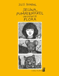 Selina, Pumpernickel und die Katze Flora