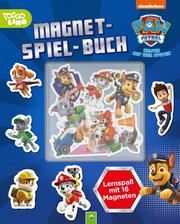 Magnet-Spiel-Buch - PAW Patrol